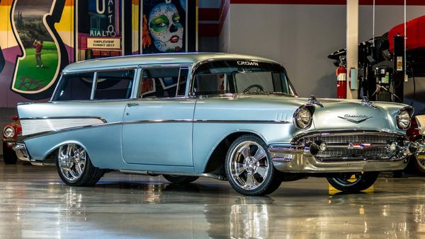 1957 Chevrolet Handyman Is A Tantalizing Tri-Five