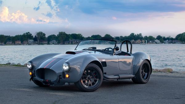 1965 Backdraft Cobra RT4B Makes You Fall In Love With Driving Again