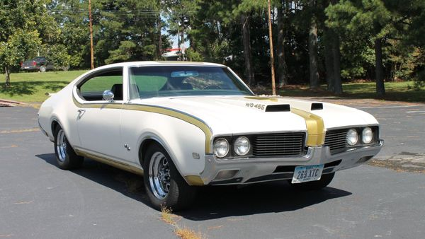 1969 Hurst/Oldsmobile 442 Is Exclusive American Muscle