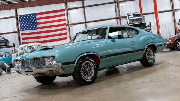 1970 Oldsmobile 442 Is Dressed To Impress