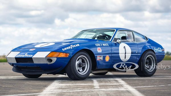 See What Makes This 1971 Ferrari 365 GTB/4 Historically Significant