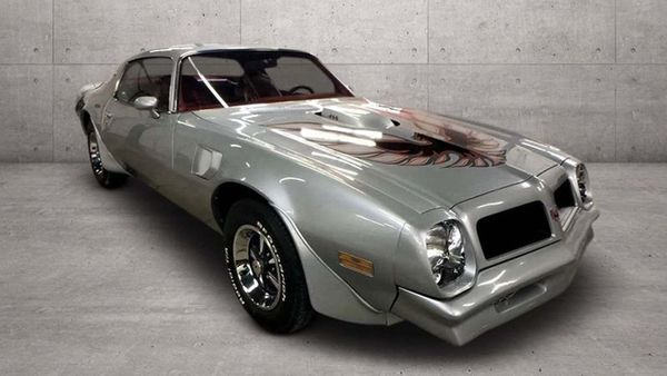 Scream Through Town In This 1976 Pontiac Trans Am