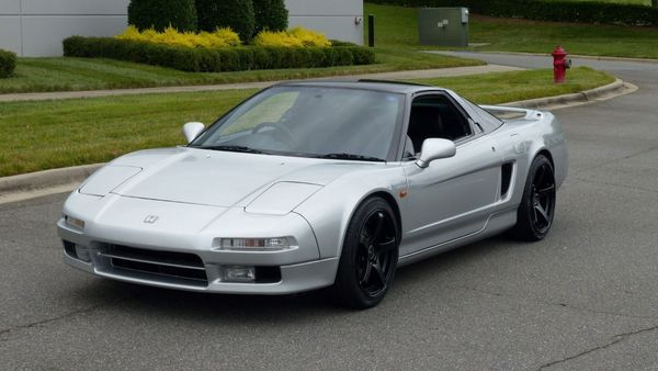 1991 Honda NSX Auctions Well Below Market Value
