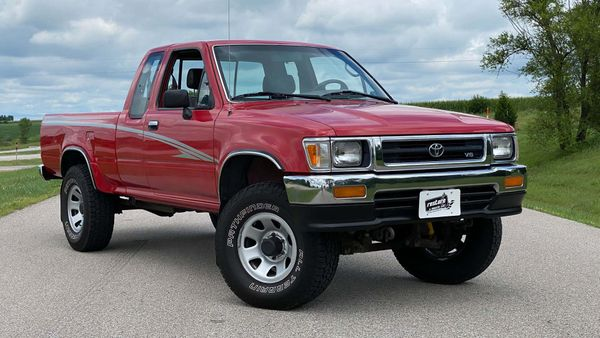 Low-Mileage 1994 Toyota Pickup Has Years Left Of Adventure