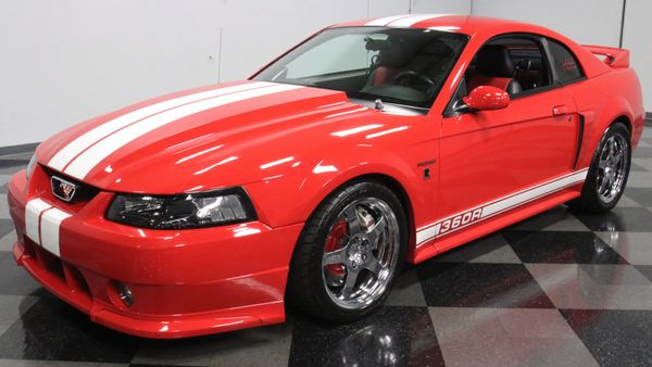 Smoke Camaros With This 2002 Ford Mustang Roush Stage 3 360R