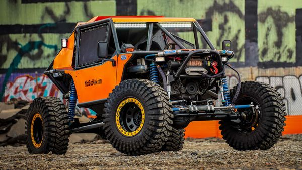 Dominate All Terrain In This Competition Off-Road Buggy