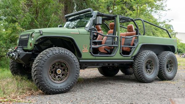 Which One Of These Custom Jeeps Would You Show Off?