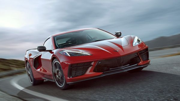Turn Your Dreams Into Reality In A Mid-Engine 2020 Chevy Corvette Z51