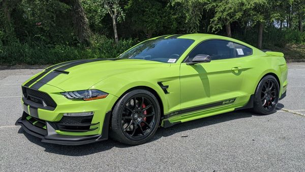 2020 Carroll Shelby Signature Mustang Puts A Smile On Your Face