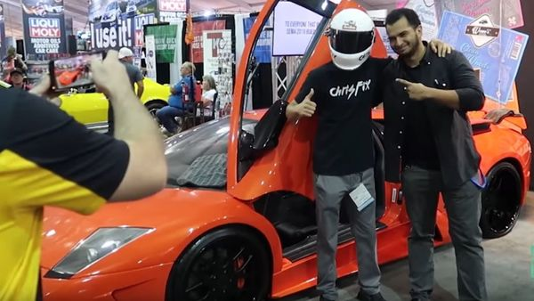 Tavarish Tells The Story Of His First SEMA Show