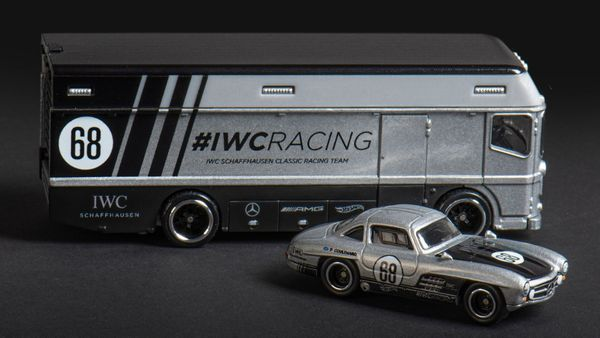 IWC Racing Gets Own Hot Wheels Set