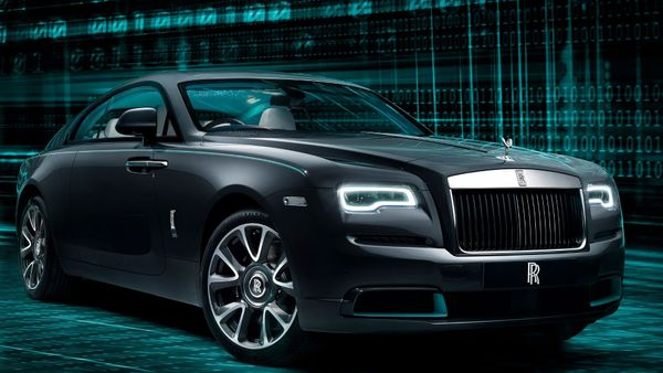 The Rolls-Royce Wraith Kryptos Channels The Matrix