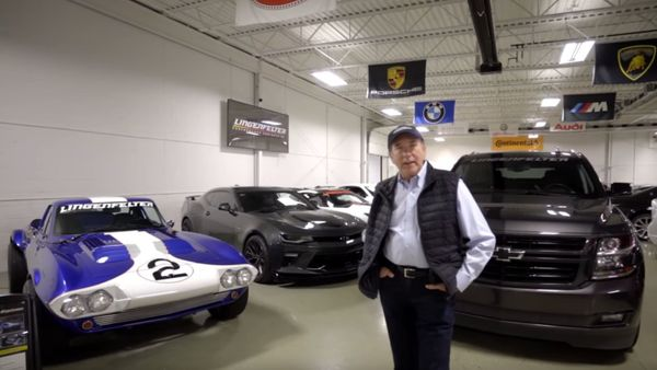 Ken Lingenfelter's Car Collection Has More Than Just Chevrolets
