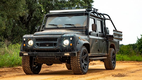 Command Attention In This Bespoke Land Rover Defender Restomod