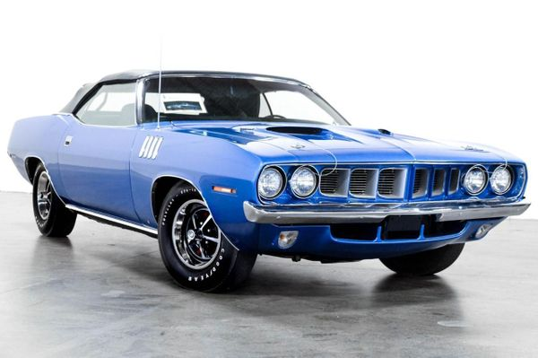 NHL Hall Of Famer Ed Belfour Listed Rare '71 Plymouth Barracuda For $1.2M