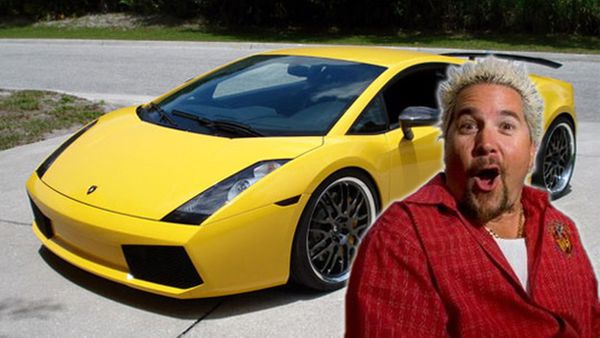 16-Year-Old That Stole Guy Fieri's Lambo Gallardo Given Life In Prison