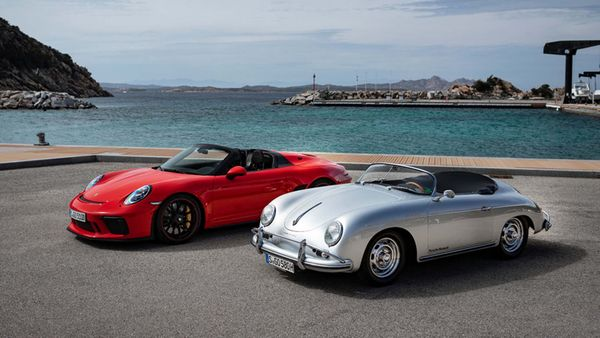 Hagerty Launches DriveShare Program Exclusively For Porsche Owners