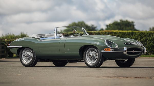 Steve Coogan Is Selling His Early-Production Jaguar E-Type