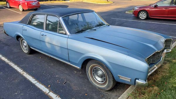Craigslist Find: 1969 Mercury Montego Barn Find Is A Cool Project