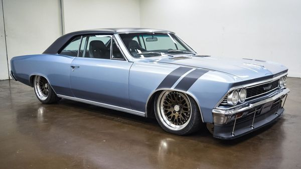 Pro-Touring 1966 Chevelle Malibu Will Rock You