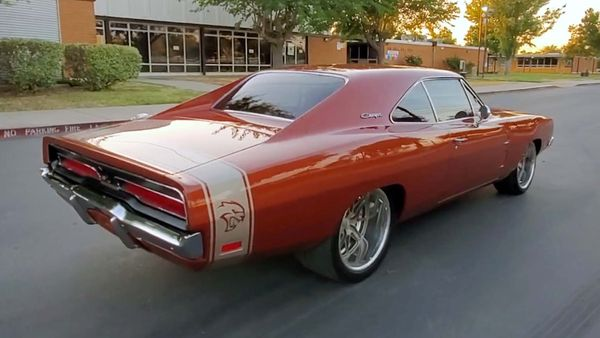 Craigslist Find: $240K Hellcat-Powered 1969 Dodge Charger Restomod