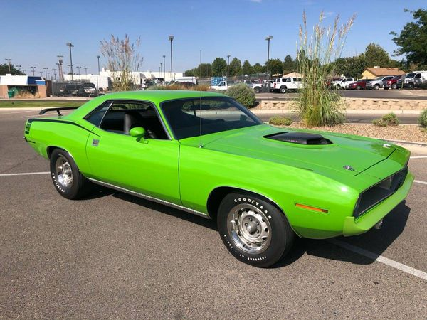 Craigslist Find: Numbers-Matching 1970 Plymouth Cuda V-Code 440 Six-Pack