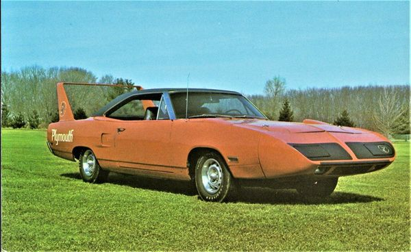 Motorious Explores The Plymouth Superbird