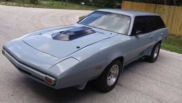 Craigslist Find: V8-Swapped Ford Pinto Kit Car