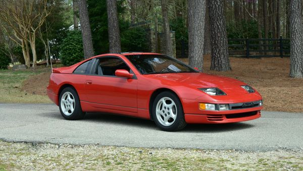 1990 Nissan 300ZX Turbo Is An Unmolested Collector's Dream