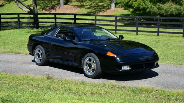 1991 Dodge Stealth RT Turbo Brings Import Twin-Turbo Fun