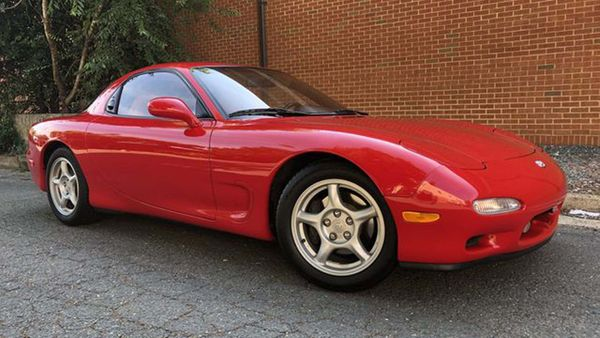Good Luck Finding A 1993 Mazda RX-7 Nicer Than This One