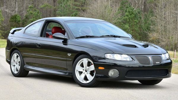 Black-And-Red 2006 Pontiac GTO Is A Rare Build