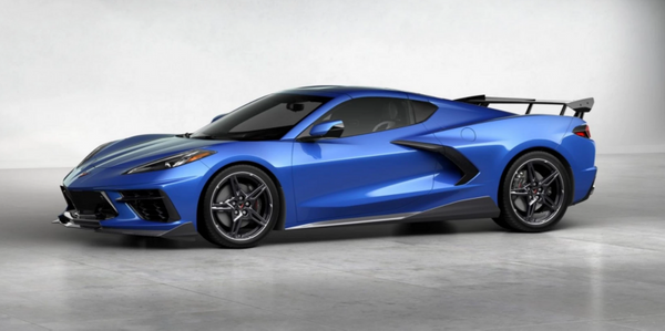 Open-Throttle Therapy Awaits In A 2020 Chevy Corvette Z51
