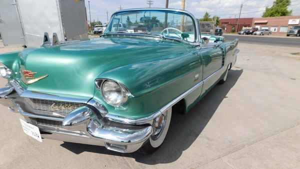 Restored 1956 Cadillac Eldorado Biarritz Is Art In Motion