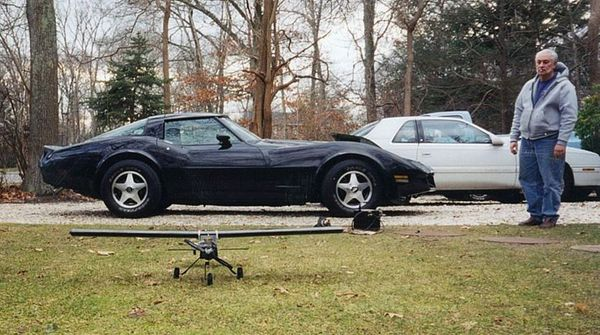 Could This Be The Only Front-Wheel-Drive Chevy Corvette In Existence?