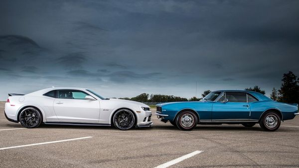 Which Muscle Car Is Better: Camaro Or Firebird?