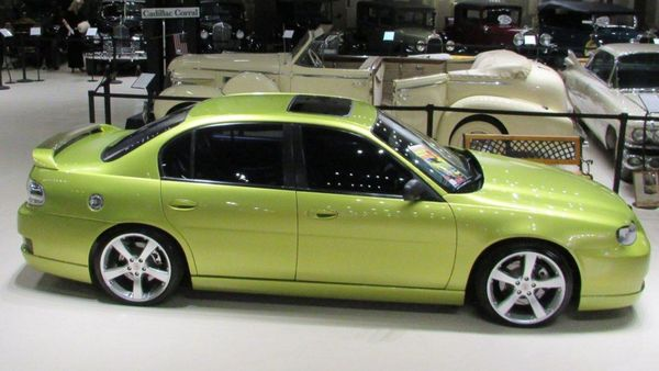 this chevy malibu sema show car takes you back to 2001 this chevy malibu sema show car takes