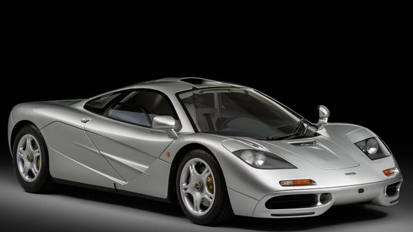McLaren F1 Values Soar To $16 Million