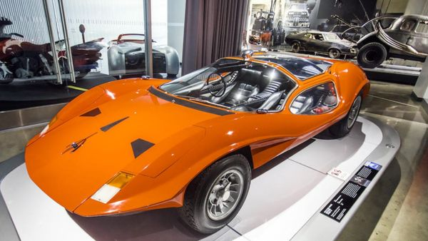 1969 M-505 Adams Brothers Probe 16 Auctions For $184K