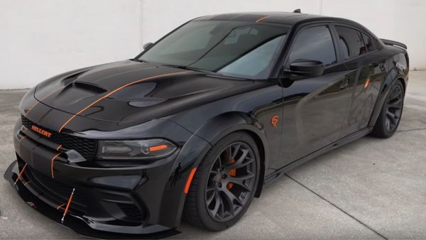 2020 Dodge Charger Hellcat Widebody Eats Demons For Breakfast