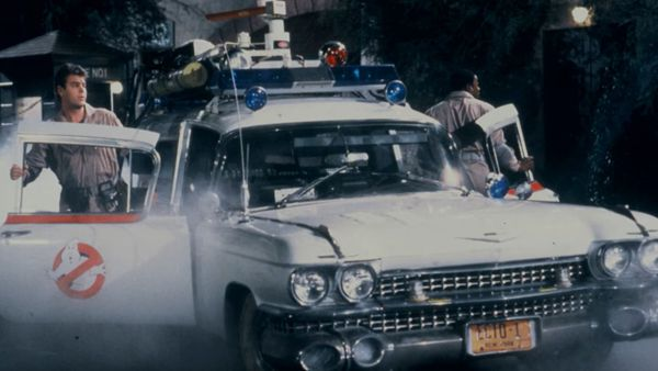 See How The Ecto 1 From Ghostbusters Was Restored
