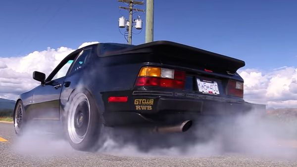 Porsche 944 Turbo Uses An LS3 For Real Power