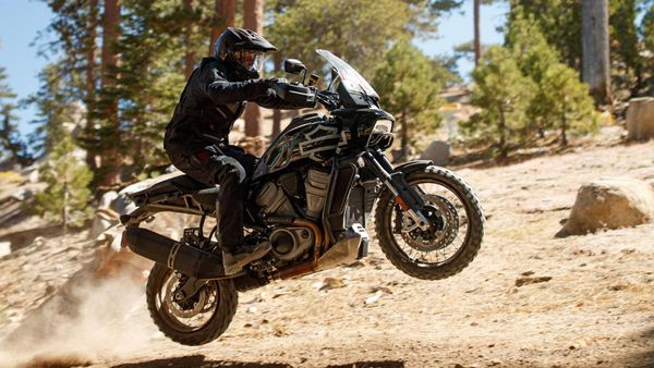 Motorcycle Monday: Off-Roading Your Bike