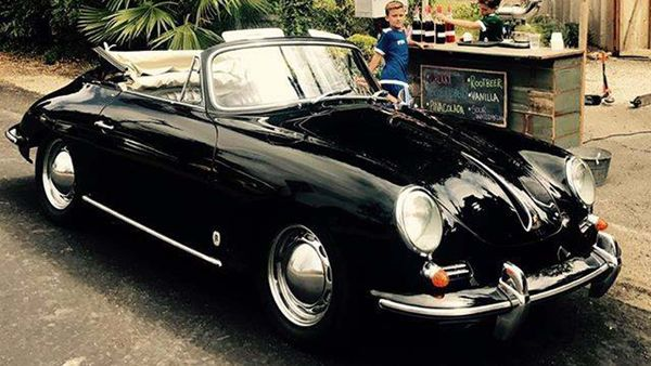 Even Patrick Dempsey's Porsche 356 Is A Movie Star To Swoon Over