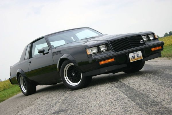Motorious Explores The Buick Grand National