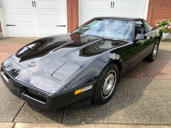Low Mileage 1984 Corvette Up For Grabs