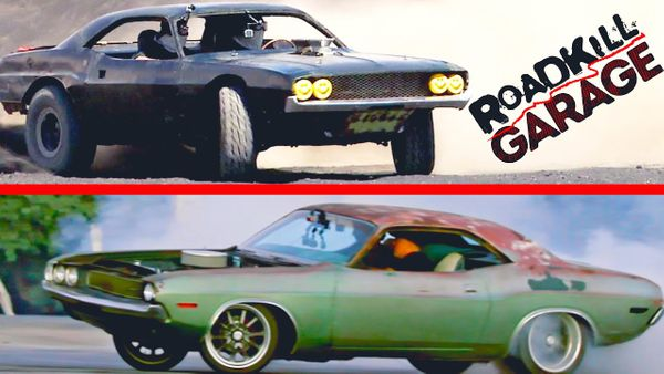 Two Forgotten 1970 Dodge Challengers Are Back Where They Belong