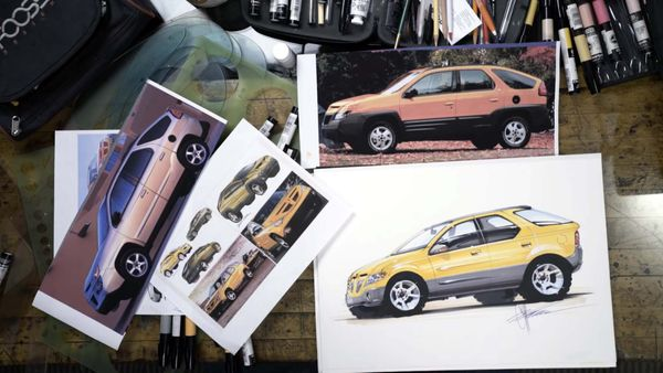 Can Chip Foose Even Fix The Lowly Pontiac Aztek?