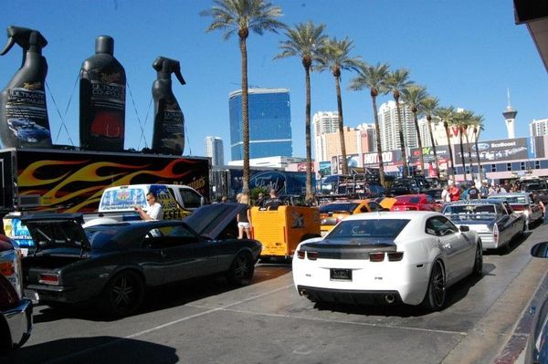SEMA Cancelled Due To COVID-19 Concerns