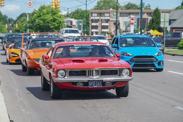 MAGA Classic Car Cruise Planned During Cancelled Woodward Dream Cruise